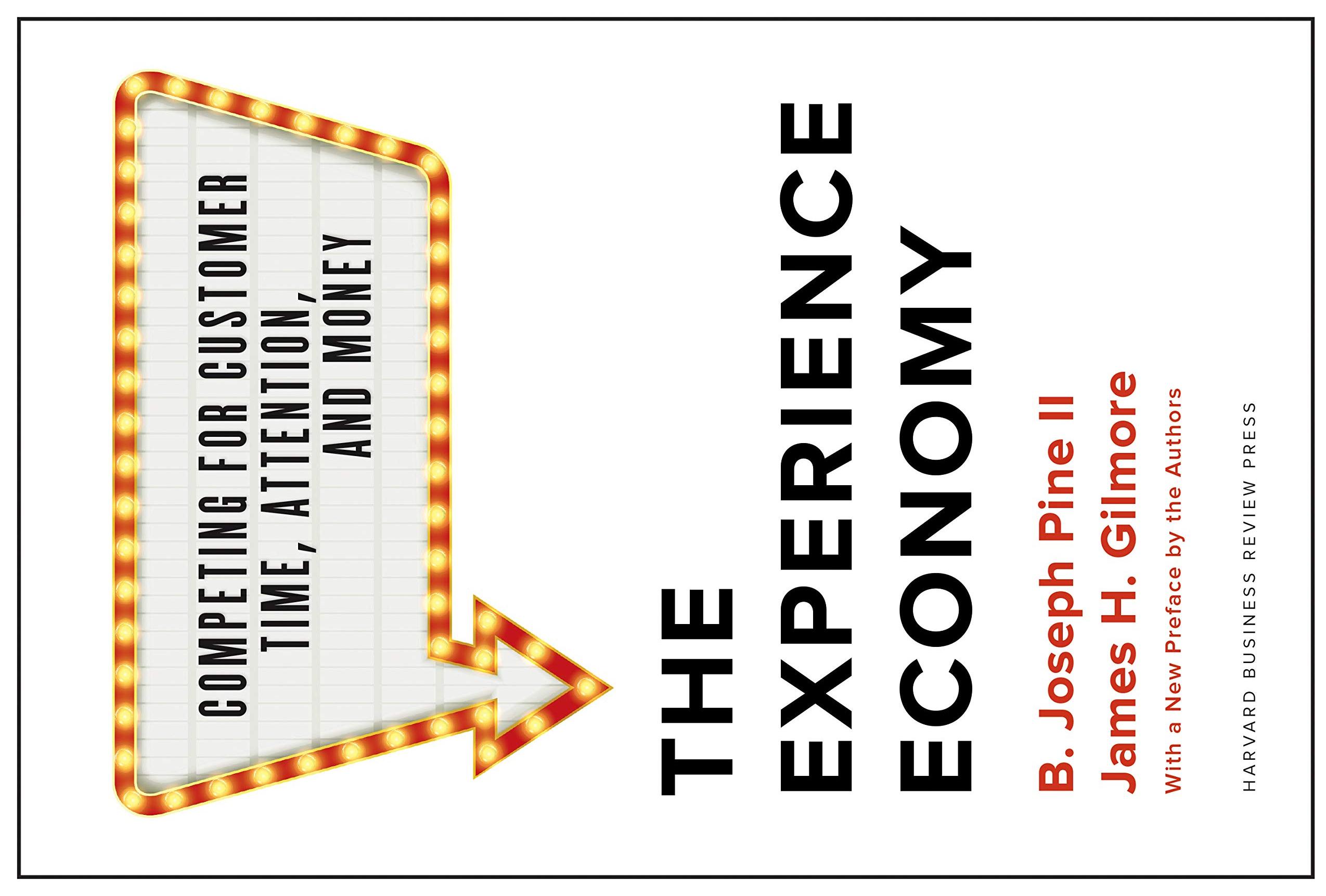Libro: The Experience Economy